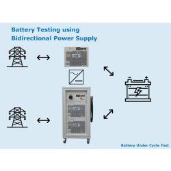 Akkumulátorok tesztelése