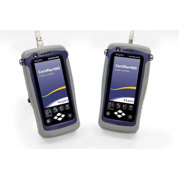 Viavi-Certifier40G-kábelminősítő