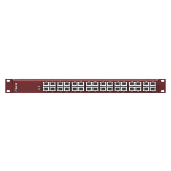 Cubro EX32100 - 32x100 Gbps aggregátor switch
