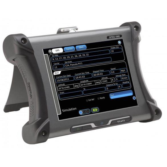 GPSG-1000 helymeghatározó műhold szimulátor