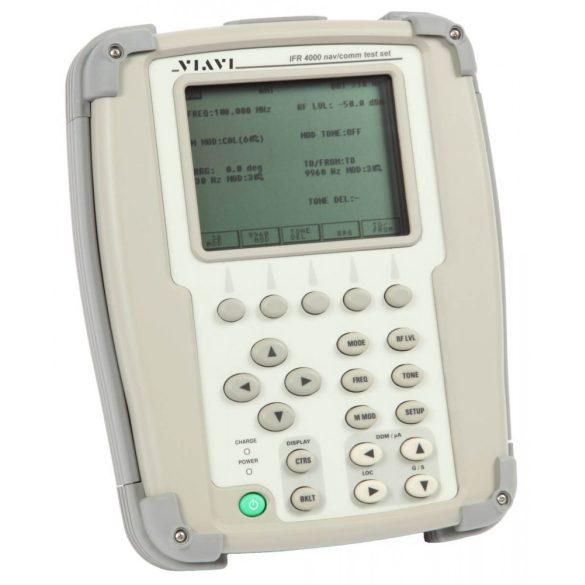 IFR4000 Nav/Comm teszt szett