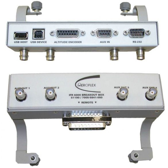 IFR6000 - Transponder / DME / TCAS teszt szett