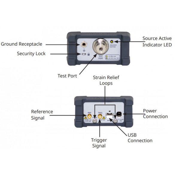 MS46131A 1-portos Vektor-hálózatanalizátor