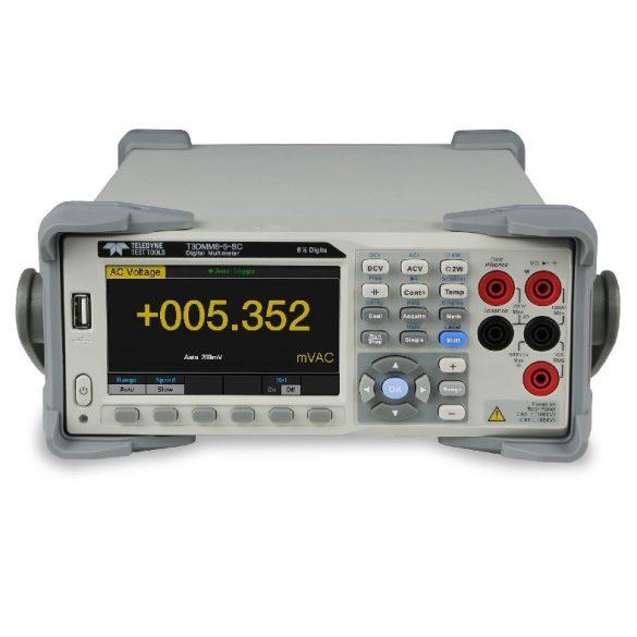 T3DMM digitális multiméter