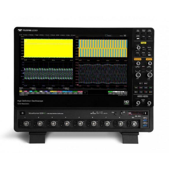 LeCroy WaveRunner 8000HD oszcilloszkóp