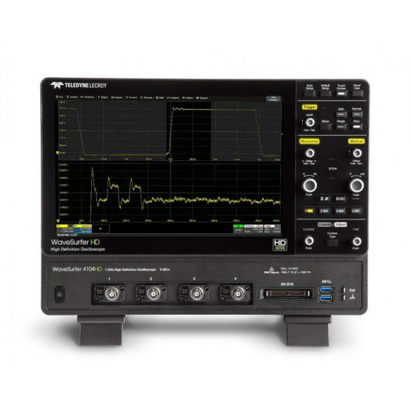 LeCroy WaveSurfer 4000HD oszcilloszkóp
